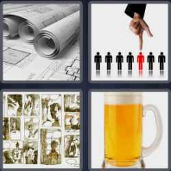 4 Pics 1 Word 5 Letters Draft