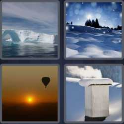 4 Pics 1 Word 5 Letters Drift
