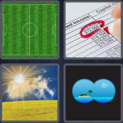 4-pics-1-word-5-letters-field