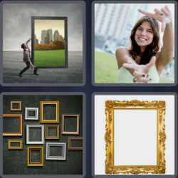 4-pics-1-word-5-letters-frame