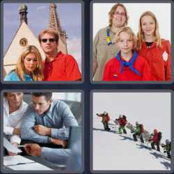4 Pics 1 Word 5 Letters Guide