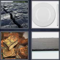 4-pics-1-word-5-letters-plate