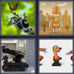 4-pics-1-word-5-letters-robot