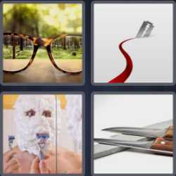 4-pics-1-word-5-letters-sharp