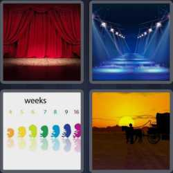 4-pics-1-word-5-letters-stage