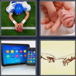 4-pics-1-word-5-letters-touch