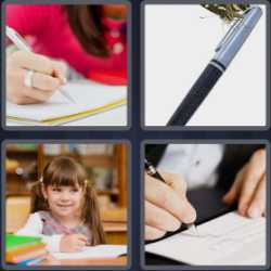 4-pics-1-word-5-letters-write