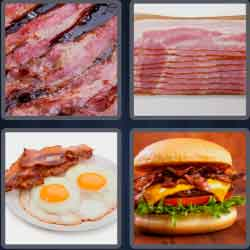 4-pics-1-word-5-letters-bacon