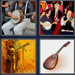 4-pics-1-word-5-letters-banjo