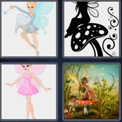 4-pics-1-word-5-letters-fairy