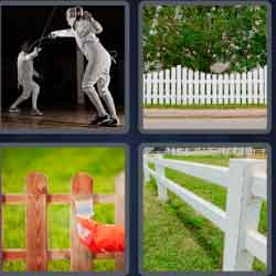 4-pics-1-word-5-letters-fence