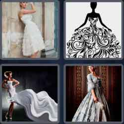 4-pics-1-word-5-letters-frock