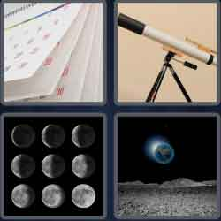 4-pics-1-word-5-letters-lunar