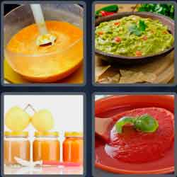4-pics-1-word-5-letters-puree