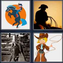 4-pics-1-word-5-letters-rodeo