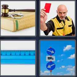4 Pics 1 Word 5 Letters Rules