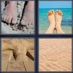 4-pics-1-word-5-letters-sandy