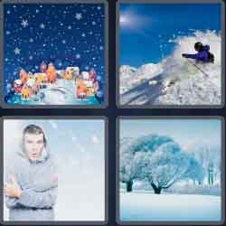 4-pics-1-word-5-letters-snowy