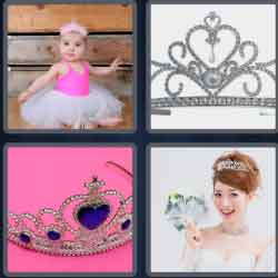 4-pics-1-word-5-letters-tiara