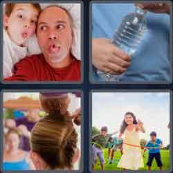 4 Pics 1 Word 5 Letters Twist