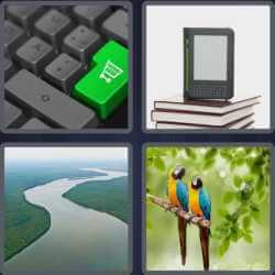 4 Pics 1 Word 6 Letters Amazon