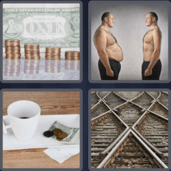 4 Pics 1 Word 6 Letters Change