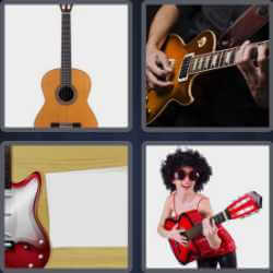 4-pics-1-word-6-letters-guitar