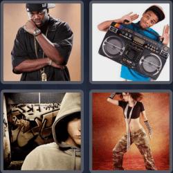 4-pics-1-word-6-letters-hip-hop