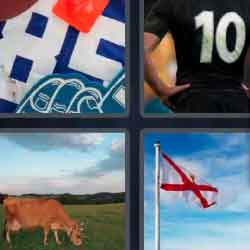 4 Pics 1 Word 6 Letters Jersey