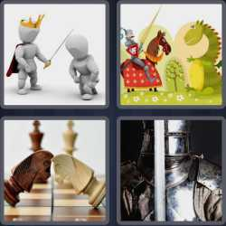 4-pics-1-word-6-letters-knight