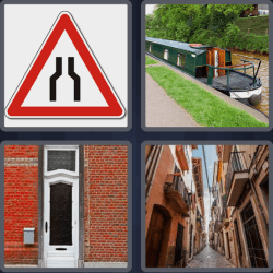 4 Pics 1 Word 6 Letters Narrow