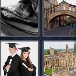 4 Pics 1 Word 6 Letters Oxford