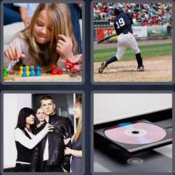4 Pics 1 Word 6 Letters Player