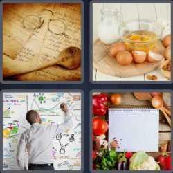 4-pics-1-word-6-letters-recipe