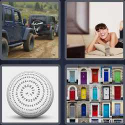 4 Pics 1 Word 6 Letters Series