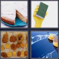 4-pics-1-word-6-letters-sponge