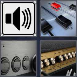 4 Pics 1 Word 6 Letters Volume