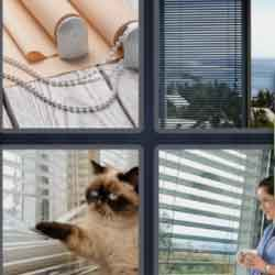 4 Pics 1 Word 6 Letters Blinds