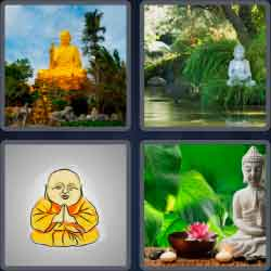 4-pics-1-word-6-letters-buddha