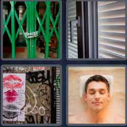 4 Pics 1 Word 6 Letters Closed