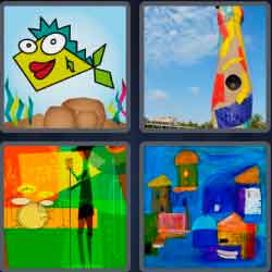 4-pics-1-word-6-letters-cubist