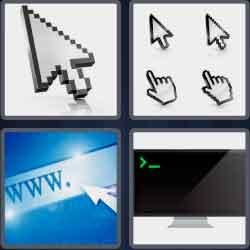 4-pics-1-word-6-letters-cursor