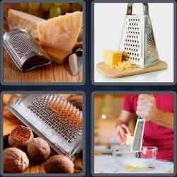 4-pics-1-word-6-letters-grater