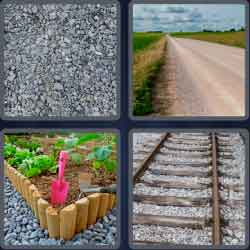 4-pics-1-word-6-letters-gravel