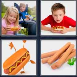 4-pics-1-word-6-letters-hotdog