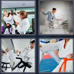 4-pics-1-word-6-letters-karate