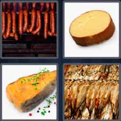 4 Pics 1 Word 6 Letters Level 3674 Smoked