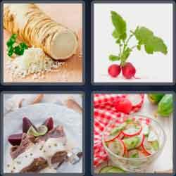4-pics-1-word-6-letters-radish