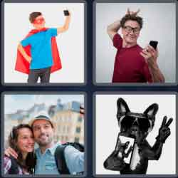 4-pics-1-word-6-letters-selfie