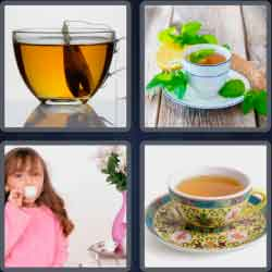 4 Pics 1 Word 6 Letters Teacup